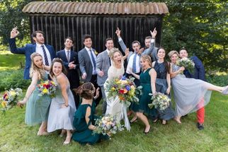 Yeah! R&C's Luxurious Country Wedding